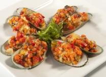 С рыбой и морепродуктами
